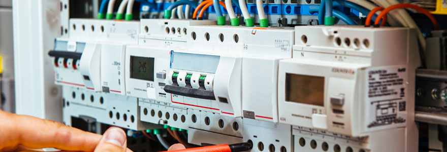 Achat de matériel et d'appareillage électrique